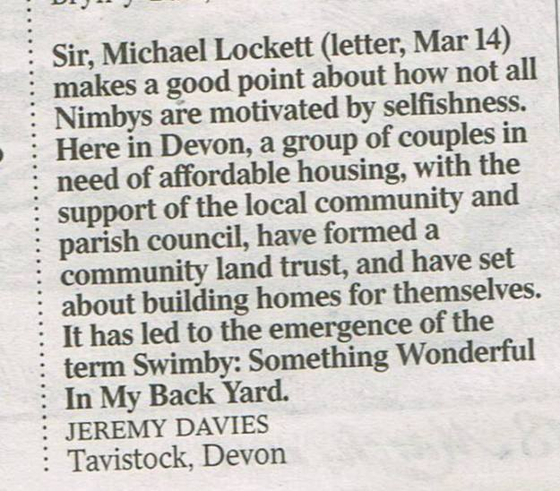 The Times Newspaper March 18th 2015