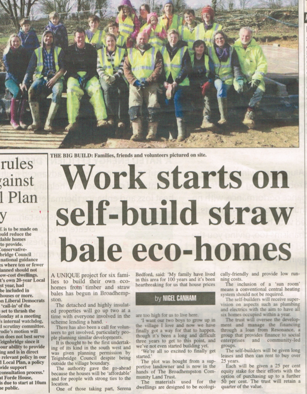Mid Devon Advertiser March 27th 2015